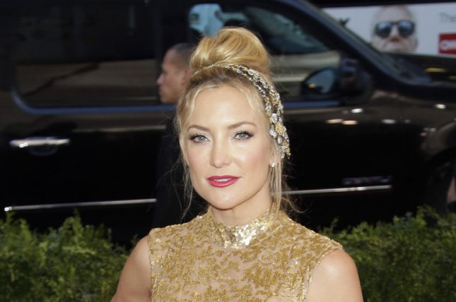 Kate Hudson at the Costume Institute Benefit at the Metropolitan Museum of Art on May 4. File photo by John Angelillo/UPI