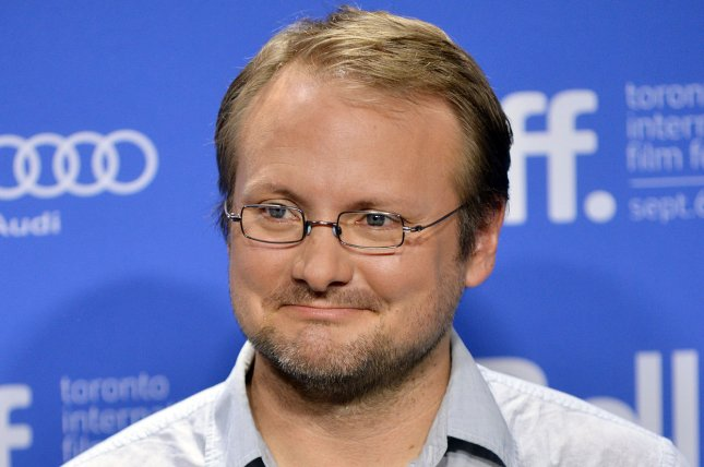 Director Rian Johnson attends a press conference for the film Looper on September 6, 2012. Johnson the director for The Last Jedi, asked J.J. Abrams to change the ending to The Force Awakens. File Photo by Christine Chew/UPI