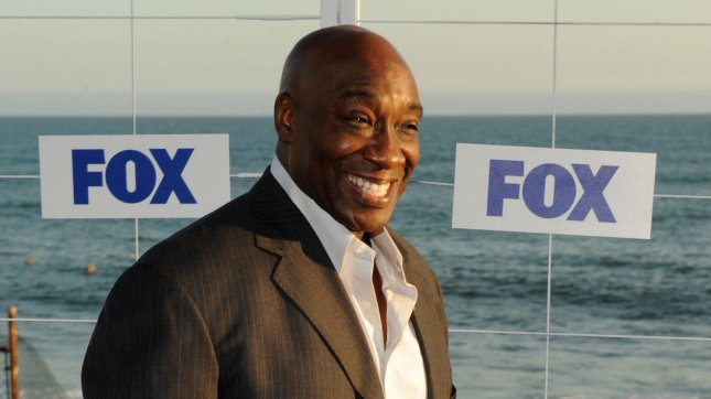 Actor Michael Clarke Duncan arrives for the FOX All-Star party at Gladstone's in Pacific Palisades, California on August 5, 2011. UPI/Jim Ruymen