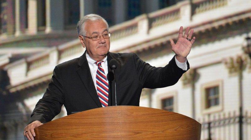 Senator Barney Frank? UPI/Kevin Dietsch