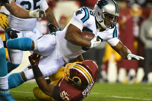 Panthers part ways with veteran running back Jonathan Stewart