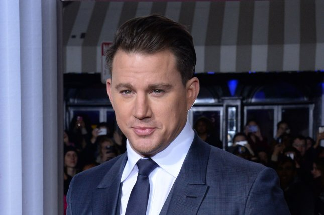 Channing Tatum at the Los angeles premiere of Hail, Caesar! on February 1. The actor will play the title character in Gambit. File Photo by Jim Ruymen/UPI