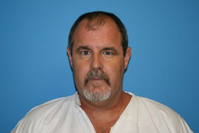 Scott Evans Dekraai is seen in this photo released on October 13, 2011, by the Seal Beach Police Department in California. A judge ruled Dekraai was not eligible to receive the death penalty for shooting eight people in a hair salon because of allegations of prosecutorial misconduct. File photo courtesy Seal Beach PD/UPI