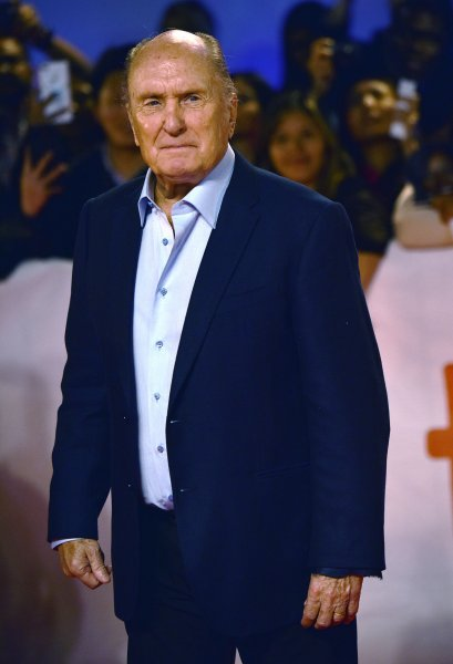 Robert Duvall arrives for the world premiere of Widows at Roy Thomson Hall during the Toronto International Film Festival on September 8, 2018. The actor turns 90 on January 5. File Photo by Christine Chew/UPI