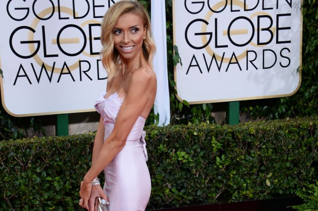 Fashion Police, hosted by Giuliana Rancic and Brad Goreski, is taking a hiatus in September after two hosts left the show earlier this year. File photo by Jim Ruymen/UPI