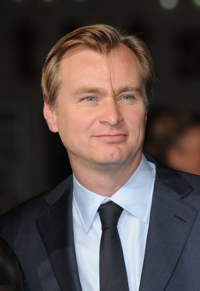 American director Christopher Nolan attends the European Premiere of 'Interstellar' at Odeon Leicester Square in London on October 29, 2014. Photo by Paul Treadway/UPI
