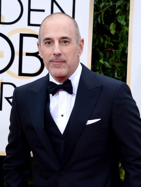 Matt Lauer has been fired from NBC Today cohost Savannah Guthrie announced Wednesday. File Photo by Jim Ruymen/UPI