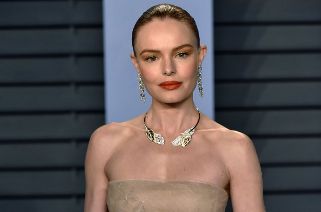 Kate Bosworth will produce and star in the new Netflix series The I-Land. File Photo by Christine Chew/UPI