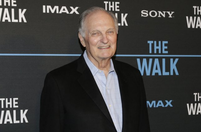 The Screen Actors Guild is to honor Alan Alda with its Life Achievement Award in January. File Photo by John Angelillo/UPI