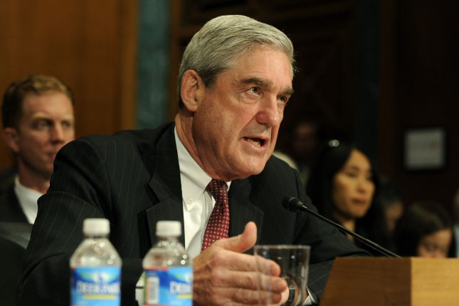 It's unclear when or if the contents of Robert Mueller's report on his Russia investigation will be made public. File Photo by Roger L. Wollenberg/UPI