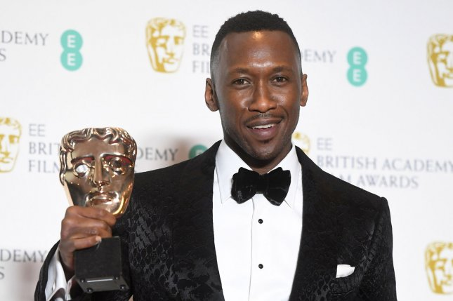 Mahershala Ali will return to HBO in the limited series Unruly, produced by Tom Hanks. File Photo by Rune Hellestad/UPI