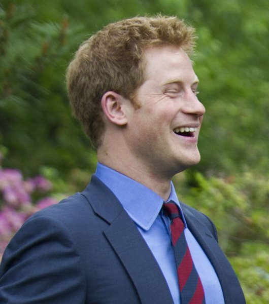Gov. Christie Promises To Keep An Eye On Prince Harry In