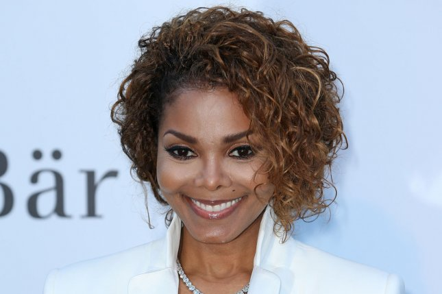 Janet Jackson arrives at the amfAR Cinema Against AIDS 2013 gala at the Hotel du Cap in Antibes, France on May 23, 2013. The event, held each year during the annual Cannes Film Festival, raises funds for AIDS research. UPI/David Silpa