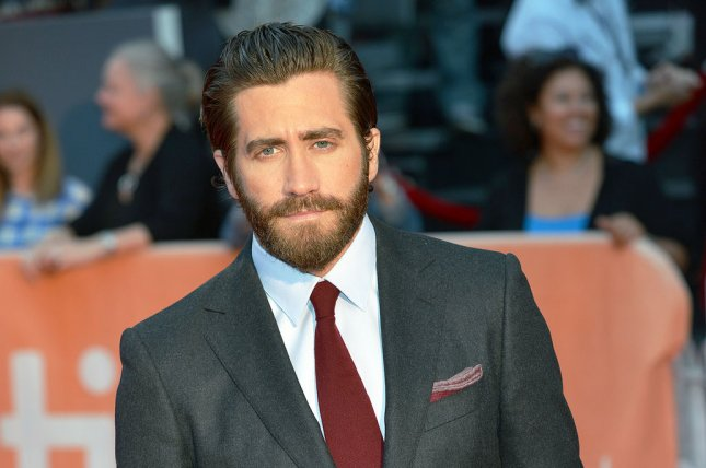 Jake Gyllenhaal arrives at the world premiere of 'Demolition' at Roy Thomson Hall on opening night of the Toronto International Film Festival in Toronto, Canada on Sept. 10, 2015. Photo by Christine Chew/UPI