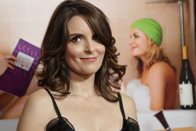 Tina Fey arrives on the red carpet at the New York Premiere of Sisters at the Ziegfeld Theatre in New York City on December 8, 2015. Fey spoke about opting out of apologizing for a controversial episode of Unbreakable Kimmy Schmidt. Photo by John Angelillo