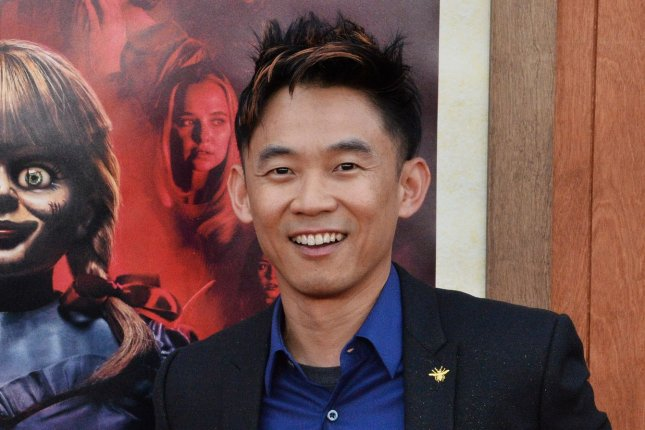 James Wan will be directing another horror film before moving onto Aquaman 2. File Photo by Jim Ruymen/UPI