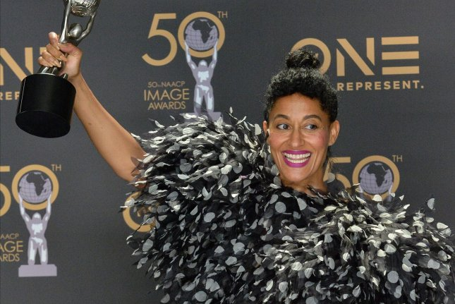 Tracee Ellis Ross' Daria spin-off, Jodie, will air on Comedy Central. File Photo by Jim Ruymen/UPI