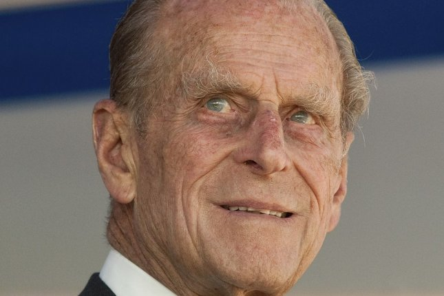 Prince Philip has been hospitalized since the middle of February and underwent a heart procedure this week. File Photo by Heinz Ruckemann/UPI