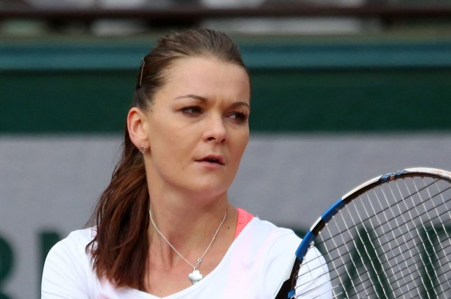 Agnieszka Radwanska of Poland. Photo by David Silpa/UPI