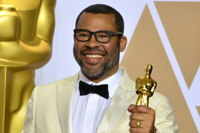 Filmmaker Jordan Peele has announced that his new film will be titled Us. Lupita Nyong'o may potentially star. File Photo by Jim Ruymen/UPI