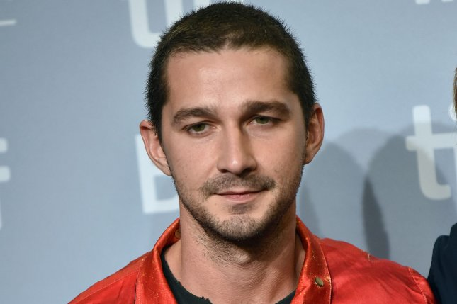 Shia LaBeouf's rep confirmed the actor's split from Mia Goth. File Photo by Christine Chew/UPI