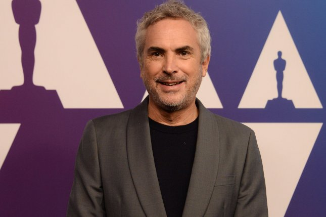 Mexican filmmaker Alfonso Cuaron's Roma was named Best Film at the BAFTA Awards in London Sunday. File Photo by Jim Ruymen/UPI