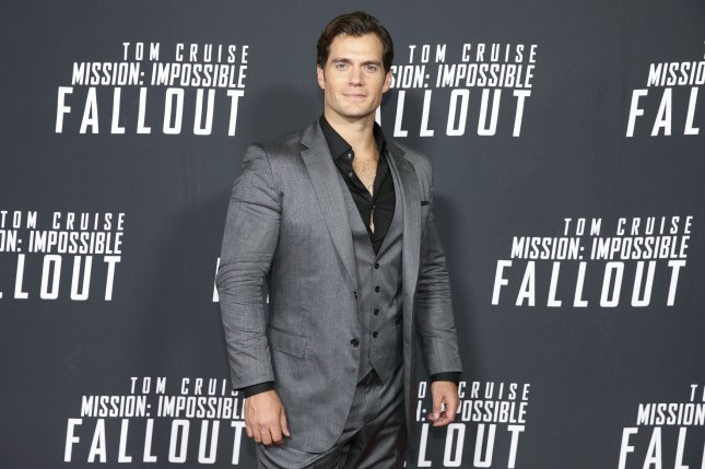 Actor Henry Cavill is to play Sherlock Holmes in the film, Enola Holmes. File Photo by Oliver Contreras/UPI