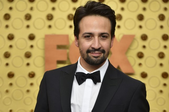 Lin-Manuel Miranda said his stage musical Hamilton will be streaming on Disney+ this summer. File Photo by Christine Chew/UPI