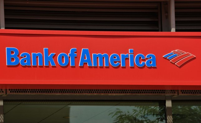 Bank of America said it would reduce its ownership of China Construction Bank from about 10 percent to about 1 percent to raise its capital base. UPI/Alexis C. Glenn