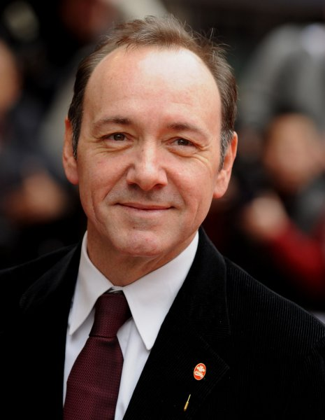 American actor Kevin Spacey attends the Prince's Trust Celebrate Success Awards at Odeon, Leicester Square in London on March 18, 2008. (UPI Photo/Rune Hellestad)