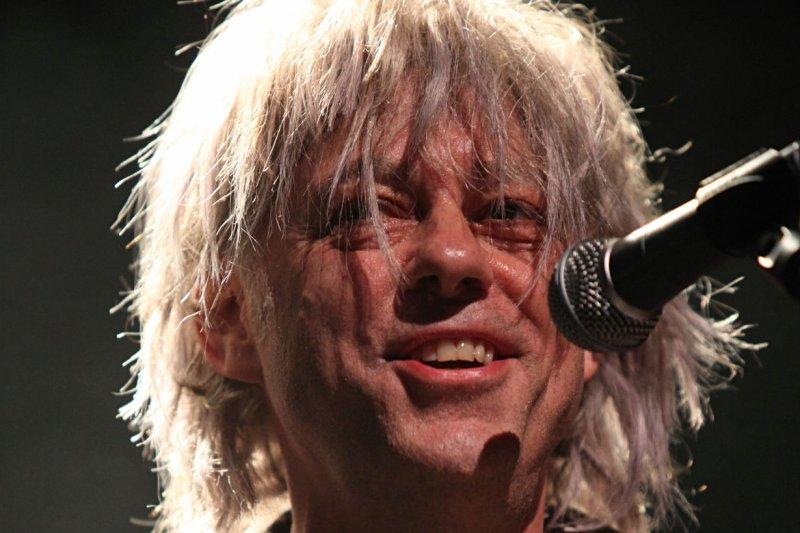 Bob Geldof. UPI/David Silpa