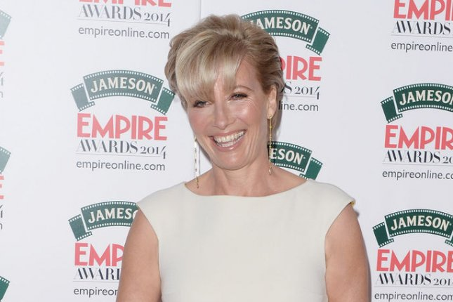 Emma Thompson will be starring in the upcoming Men in Black spinoff as Agent O. File Photo by Rune Hellestad/UPI