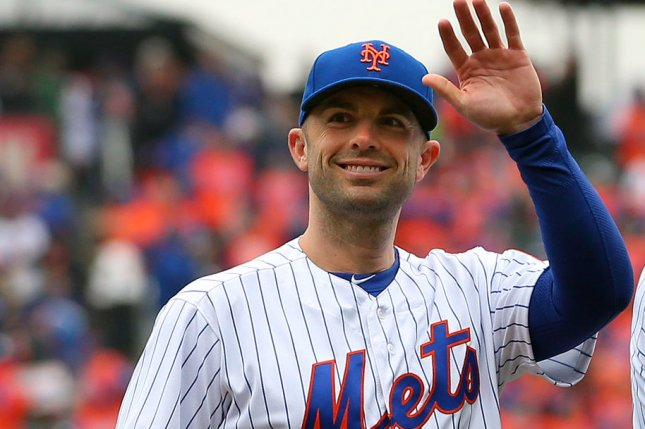 David Wright played his entire Major League Baseball career with the New York Mets. Photo by Rich Schultz/UPI