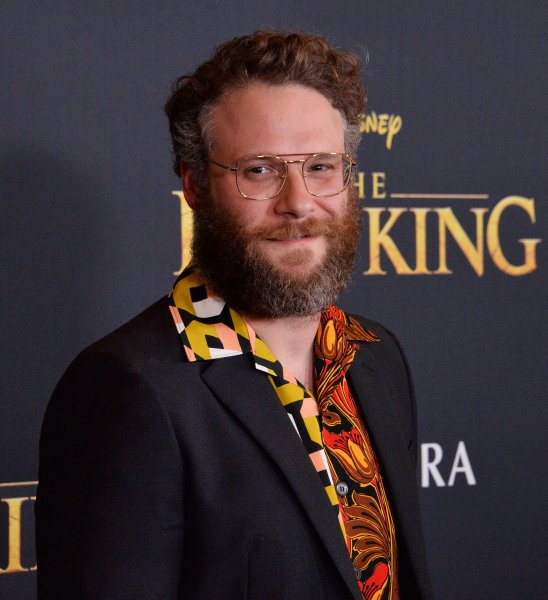 Seth Rogen stars in the HBO Max original movie An American Pickle. File Photo by Jim Ruymen/UPI