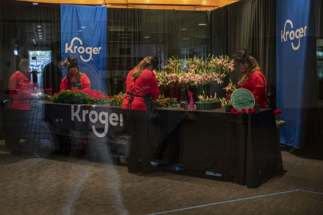 This collaboration creates another seamless way for our customers to order lunch or dinner for pick up while they shop, said Craig Gauden, Kroger director of partnership development. File Photo by Michelle Haas Hutchins/UPI