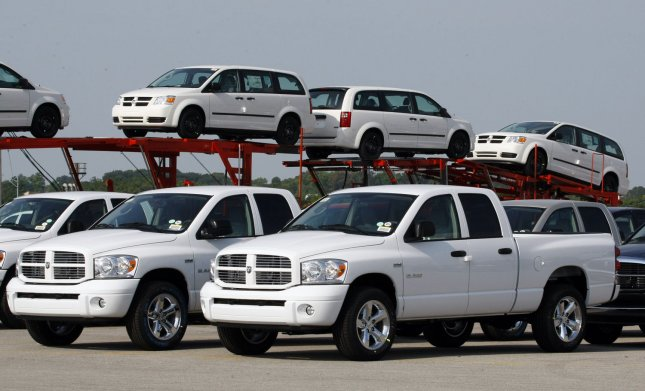 Chrysler Truck >> Fiat Chrysler Will Move Ram Truck Production From Mexico To