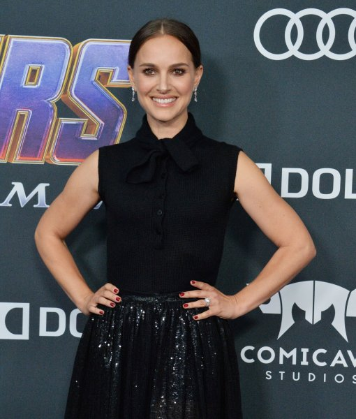 Natalie Portman stars in Lucy in the Sky, a drama about an astronaut who suffers a breakdown. File Photo by Jim Ruymen/UPI