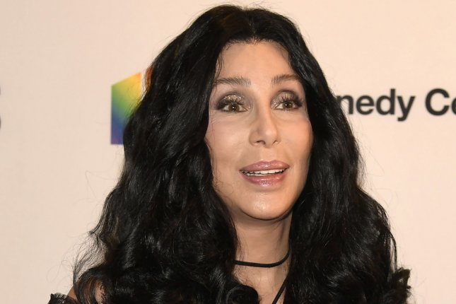 Cher talked about the origins of I Got You Babe and working with the late Sonny Bono while appearing on The Late Show with Stephen Colbert. File Photo by Mike Theiler/UPI