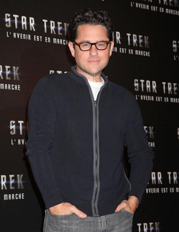 Director J.J. Abrams arrives at a photocall for the film Star Trek in Paris on April 14, 2009. (UPI Photo/David Silpa)