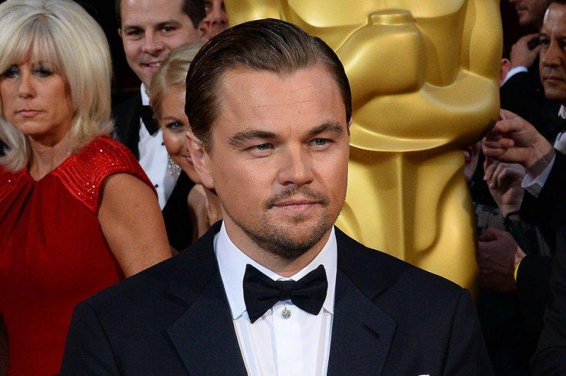 Leonardo DiCaprio. UPI/Jim Ruymen