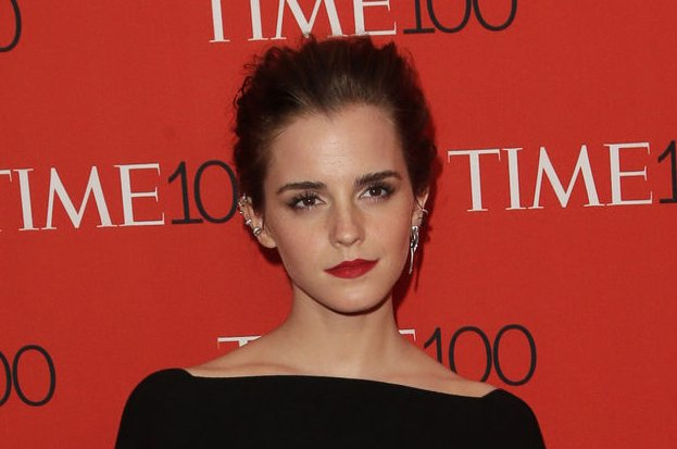 Emma Watson at the TIME 100 gala on April 21, 2015. The actress will star opposite Tom Hanks in 'The Circle.' File photo by John Angelillo/UPI
