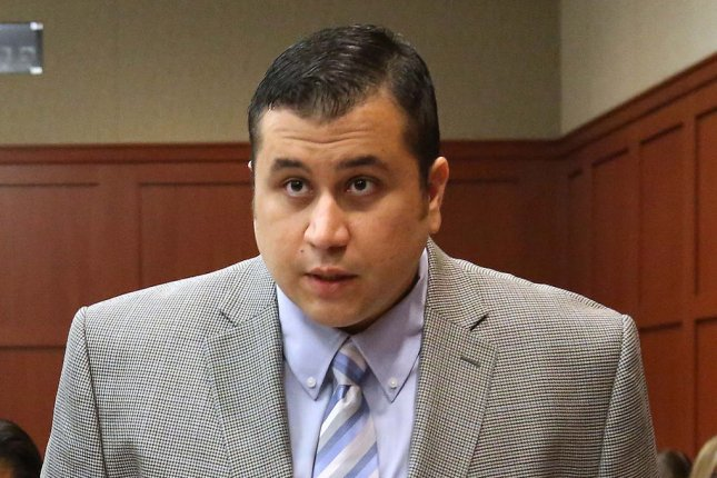 Bidding for the gun used by George Zimmerman to kill 17-year-old Trayvon Martin in 2012 ended Wednesday with a final offer of $138,900. It was not clear if the bid is authentic. File Pool Photo by Joe Burbank/UPI