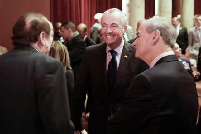 Murphy sworn in, pledges 'stronger, fairer' NJ