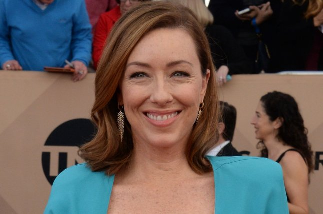 Molly Parker stars as Maureen Robinson on Lost In Space. File Photo by Jim Ruymen/UPI