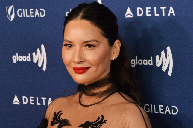 Olivia Munn and other stars, including John Legend and Daniel Dae Kim, commented on the recent shootings in Atlanta. File Photo by Jim Ruymen/UPI