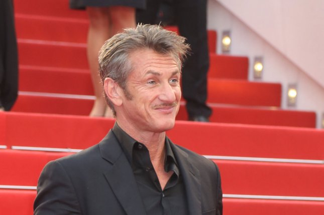 Sean Penn arrives on the red carpet before the screening of the film Mad Max : Fury Road during the 68th annual Cannes International Film Festival in Cannes, France on May 14, 2015. Penn recently filed a $10 million lawsuit against 'Empire' co-creator Lee Daniels for alleging in an interview he abuses women. File Photo by David Silpa/UPI