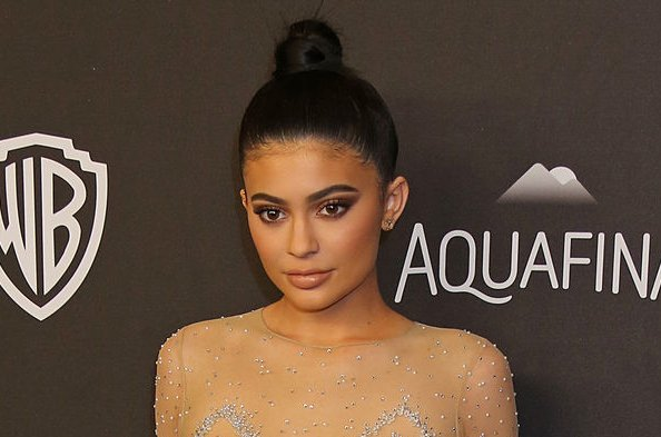 Kylie Jenner at the InStyle and Warner Bros. Golden Globes after-party on January 10. The reality star denied fresh plastic surgery rumors Thursday. File Photo by David Silpa/UPI