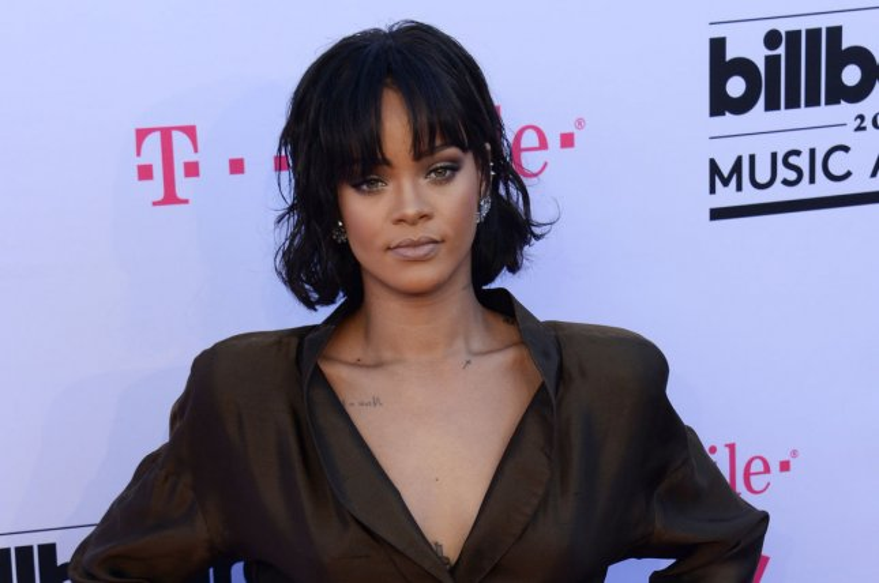 Rihannas backup dancer, Shirlene Quigley, thanks police