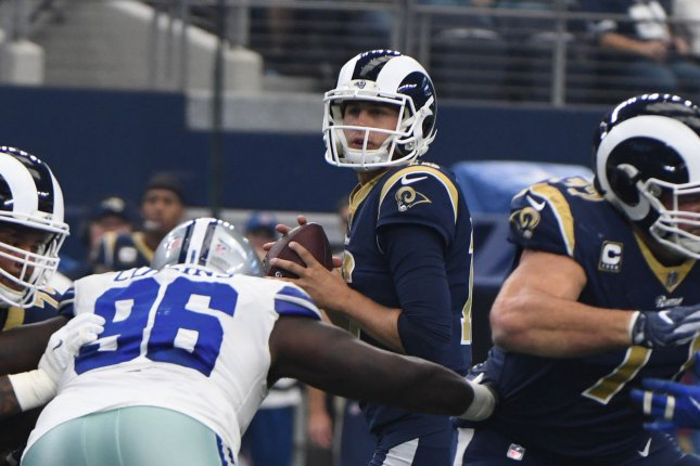 Cowboys lose first half momentum, fall to Rams