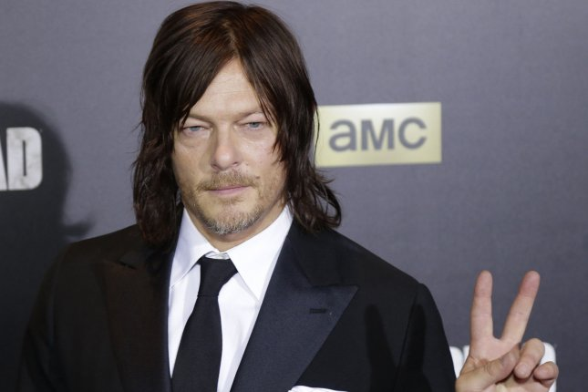 Norman Reedus will be present at the 2017 Game Awards Thursday alongside other presenters such as Aisha Tyler and Andy Serkis. File Photo by John Angelillo/UPI